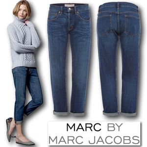 Marc Jacobs Slim Boyfriend Jeans